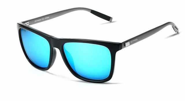 3019e263639 VEITHDIA Brand Unisex Retro Aluminum+TR90 Sunglasses Polarized Lens Vintage Eyewear  Accessories Sun Glasses For Men Women 6108 - 80 Or Less