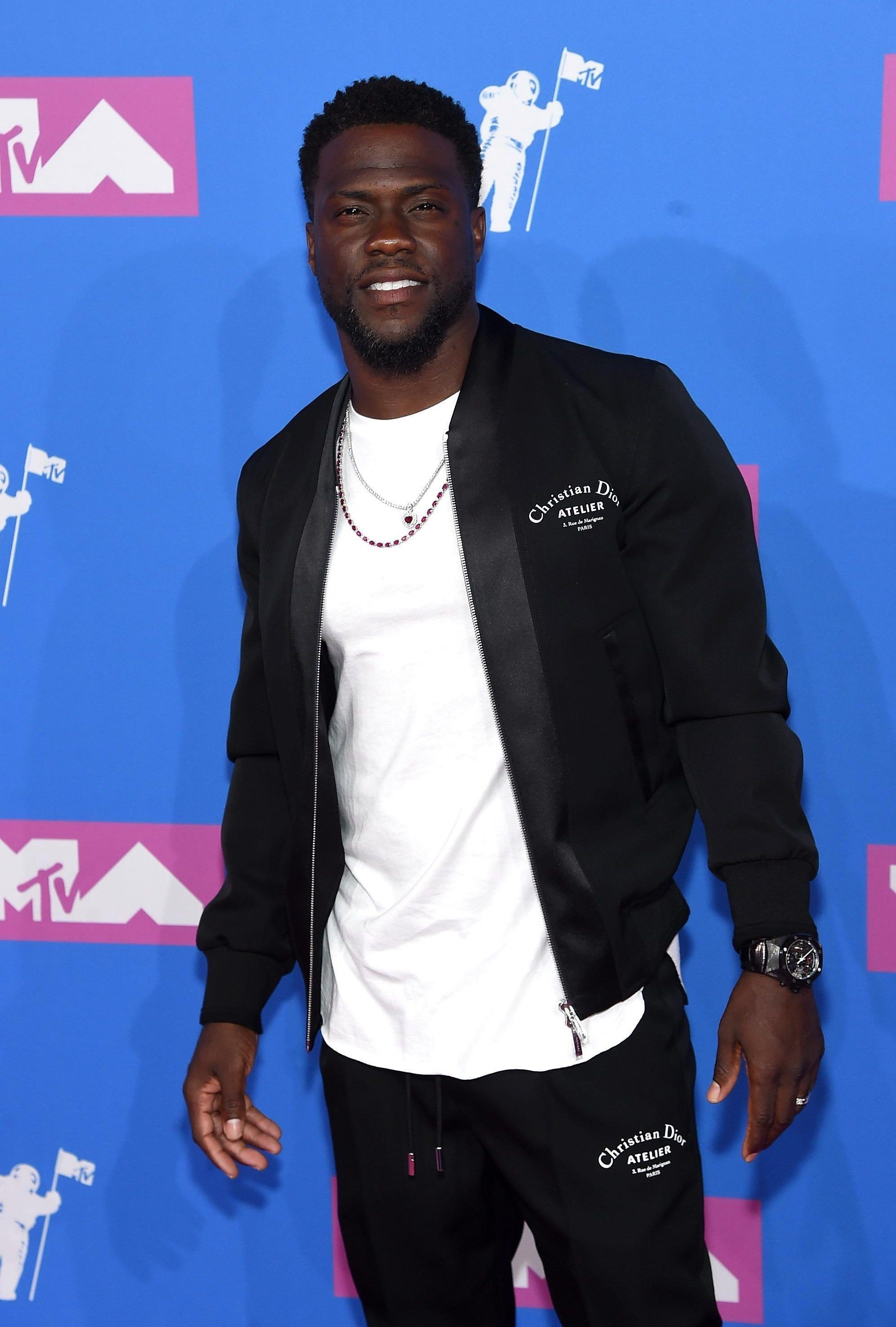 Reports Kevin Hart released from hospital after car crash