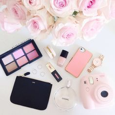 makeup flatlay - Google Search