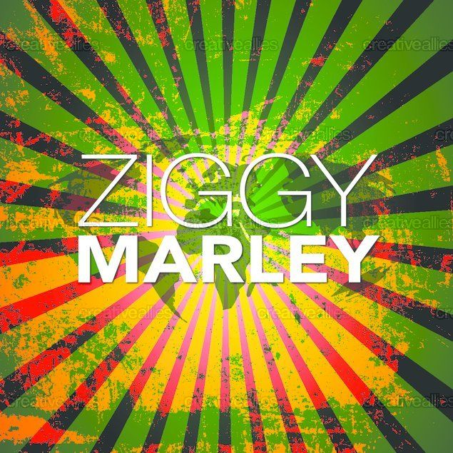 Ziggy+Marley+Poster+by+melissart+on+CreativeAllies.com