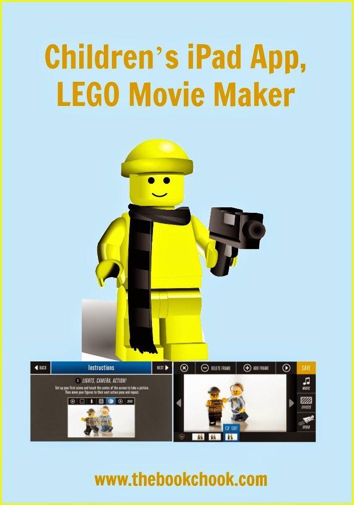 Children S Ipad App Lego Movie Maker Online Games For Kids Lego Movie Ipad
