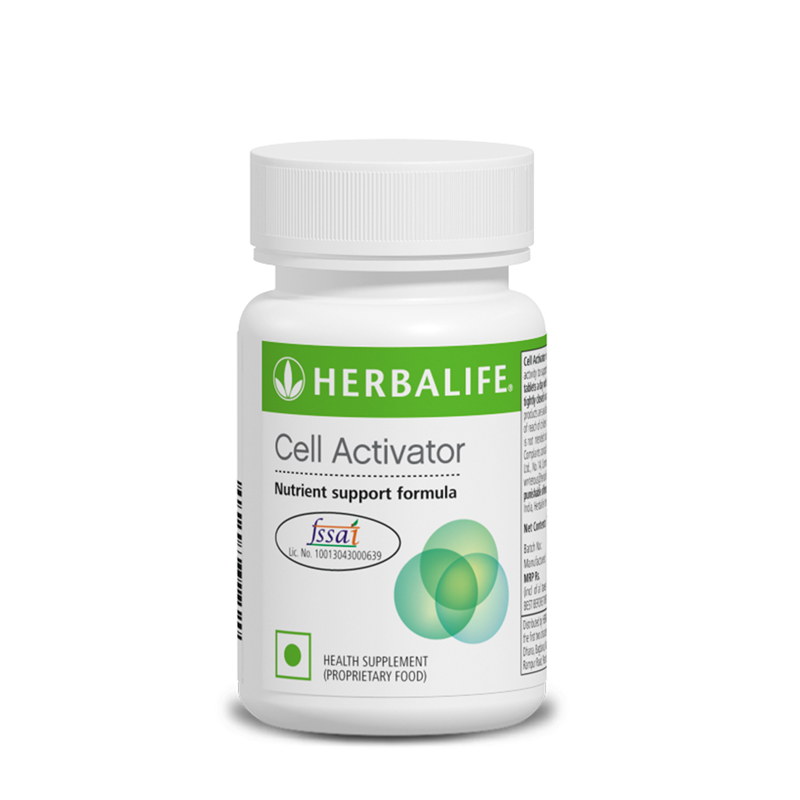 Independent Herbalife Distributor Cell Activator New 60 Tablets Herbalife Nutrient Health Supplements