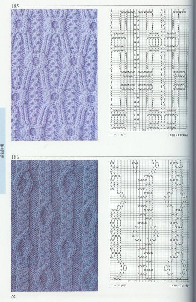 Knitting Patterns Book 250