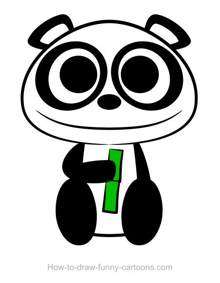 One of the most adorable animal in the world is the subject of this drawing tutorial learn how to draw a cute cartoon panda using this easy drawing lesson