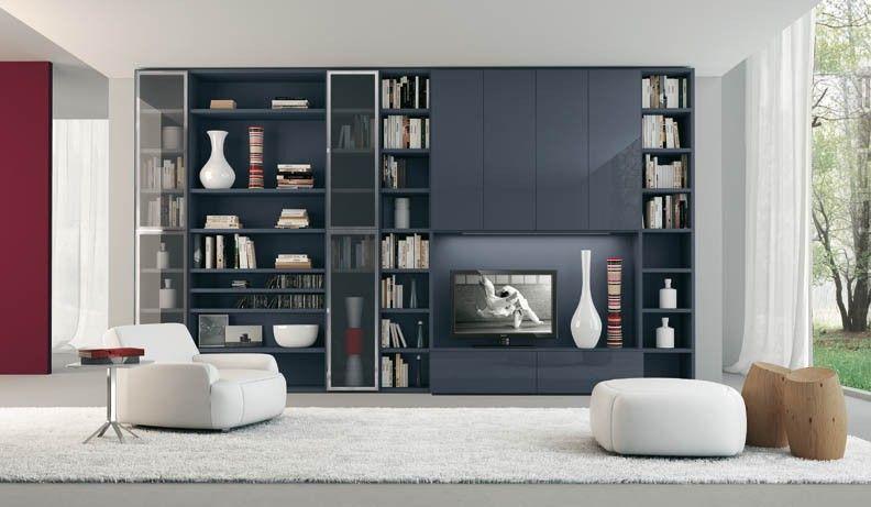 Living Room Shelving Unit Ideas - Euskal.Net