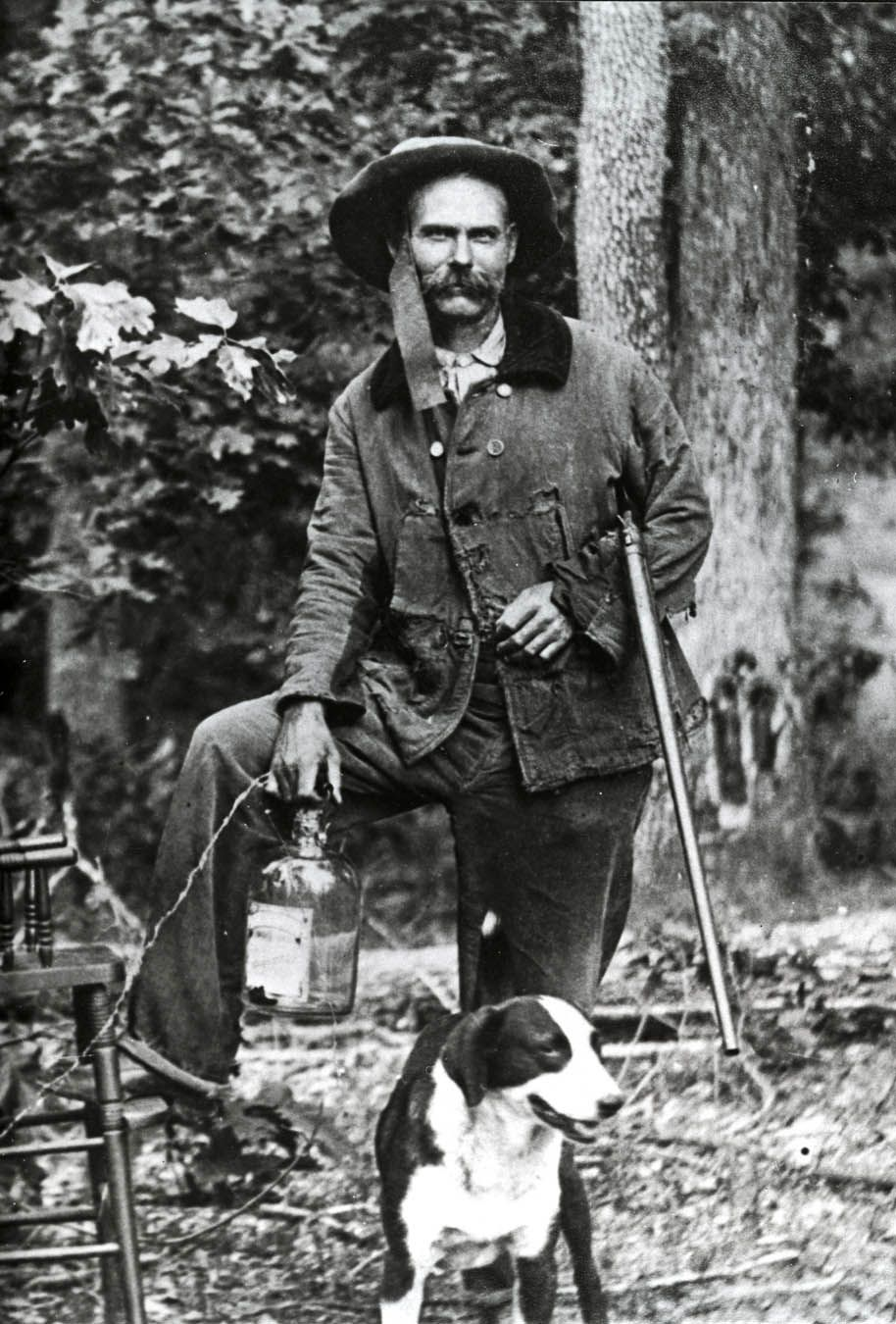 Popcorn Was An Appalachian Moonshiner Who Gained Notoriety