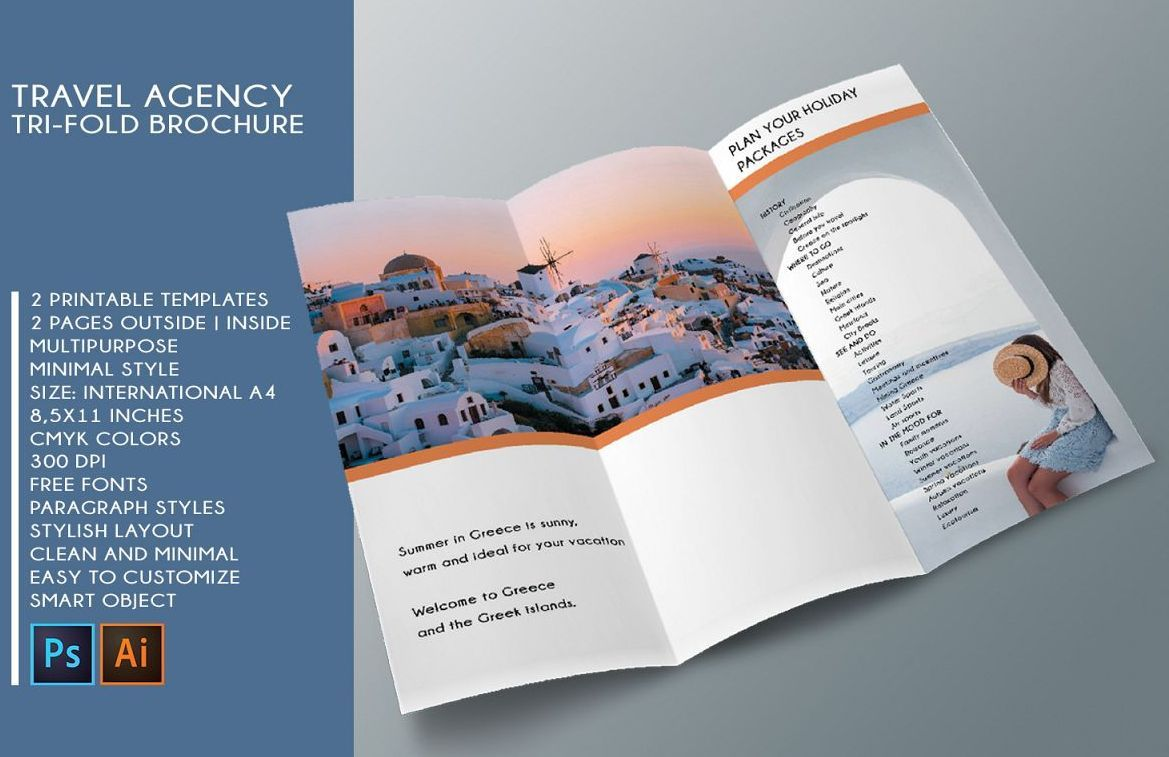 Brochure Templates Free Download For Word Free brochure