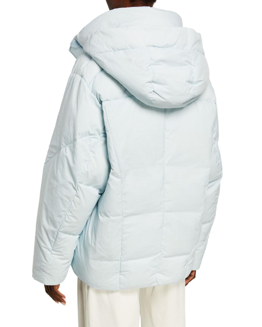 Vince Hooded Zip Front Puffer Jacket Puffer Jackets Jackets Tops Designs [ 1250 x 1000 Pixel ]