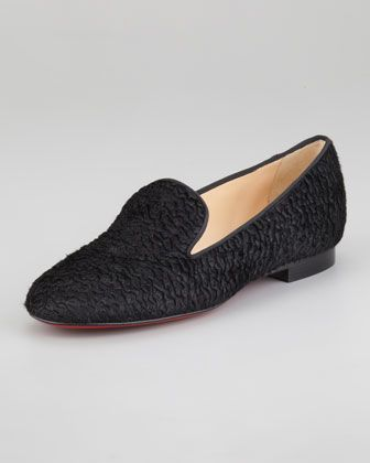 Christian Louboutin Loafers rojo