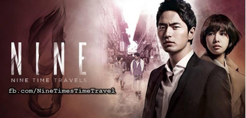 Nine Time Nine Travelling Time Travel Drama Korea Drama