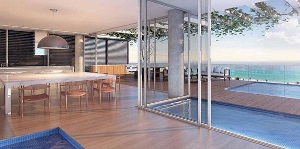 Grand Hyatt Residences  Um apartamento na Barra por R$ 61 milhões  Cobertura
