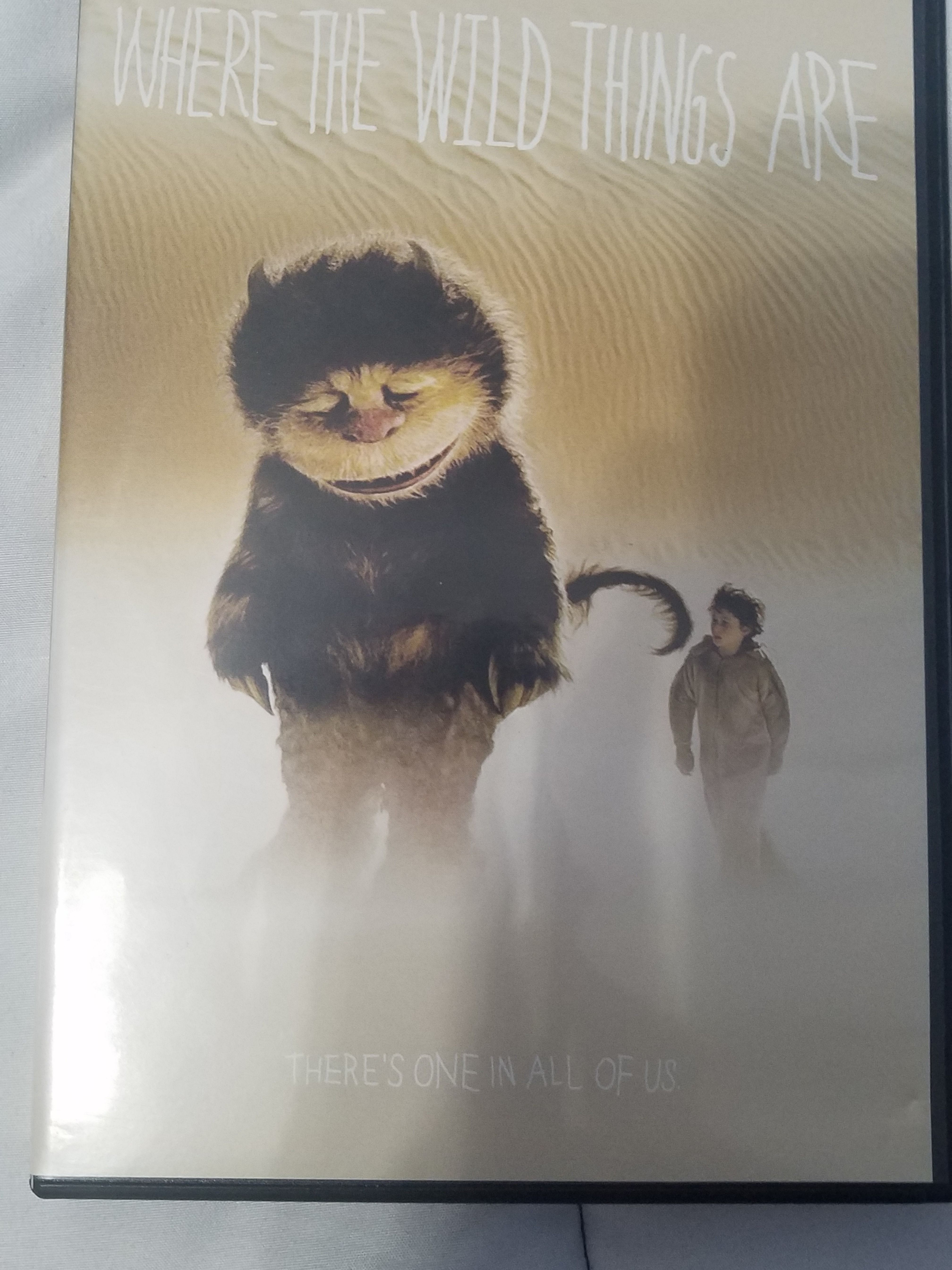 Where the WIld Things Are DVD. Get yours Today!! Movies