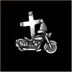 """Jesus Rides w/ Me"""" Biker Pin http://bikeraa.com/jesus-rides-w-me-biker-pin/"""