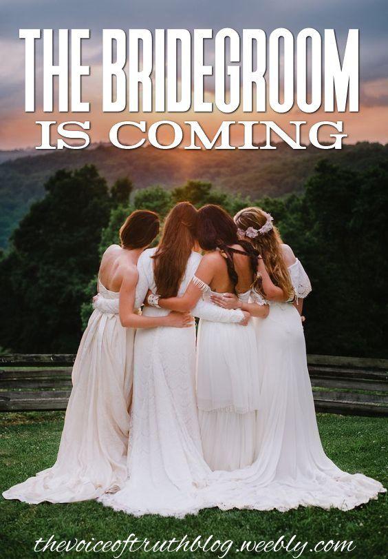 Bildergebnis für the bridegroom comes images