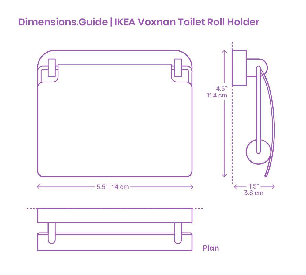 Ikea Voxnan Toilet Roll Holder In 2020 Toilet Roll Holder Ikea Toilet Roll