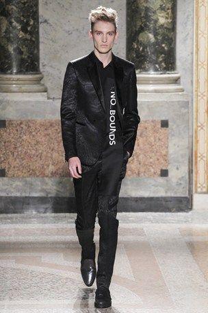 #Menswear  #Trends Roberto Cavalli Autumn Winter 2015-16 Otoño Invierno #Tendencias #Moda Hombre