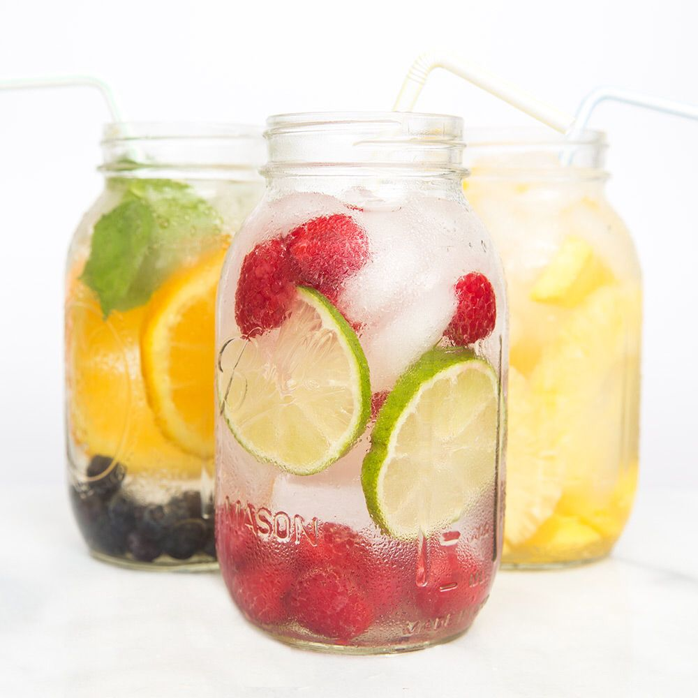 Thirst-Quenching Infused Water Recipes