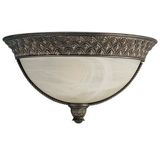 View the Progress Lighting P7210 Savannah Single-Light Wall Washer Sconce with Antique Alabaster Glass  sc 1 st  Pinterest & View the Progress Lighting P7210 Savannah Single-Light Wall Washer ... azcodes.com