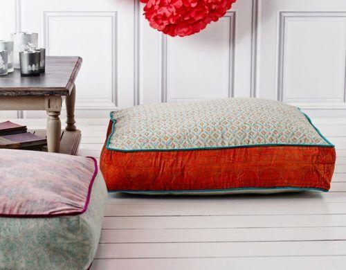 Orientalische Wohnideen-verschönern Sie Ihr Wohnzimmer mit