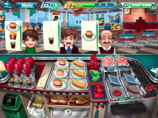 cooking fever game cheats