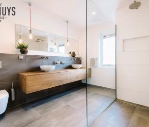 Afbeeldingsresultaat voor beton cire badkamer