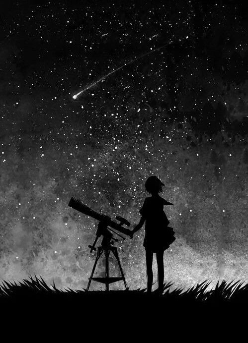 Astronomy  on We Heart It