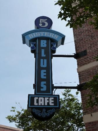 5sisterspensacola Images Of Five Sisters Blues Cafe Pensacola