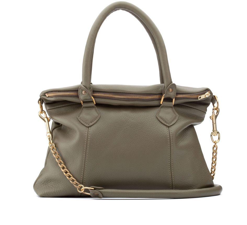 Mr Robin Khaki Handbag