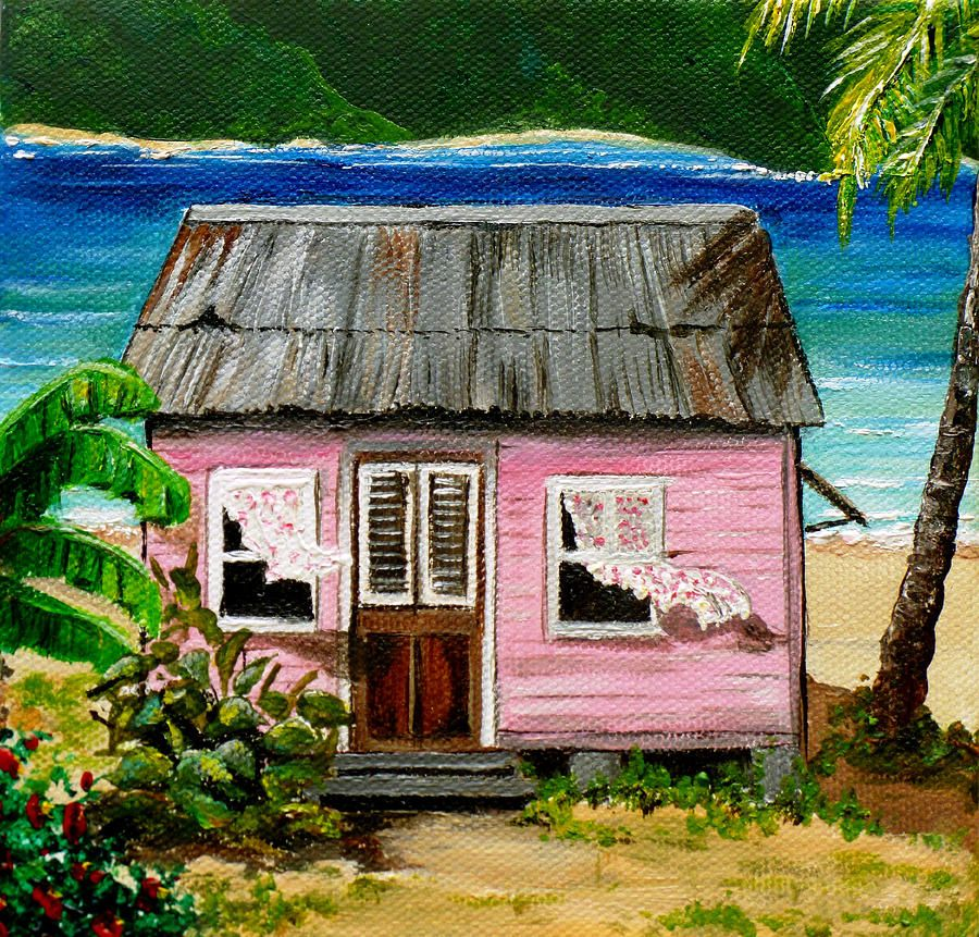 Caribbean Houses Pictures