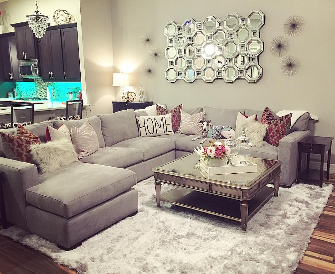 Interior Designs On Instagram: U201cMy Clients New Family Room, Can You Spot My