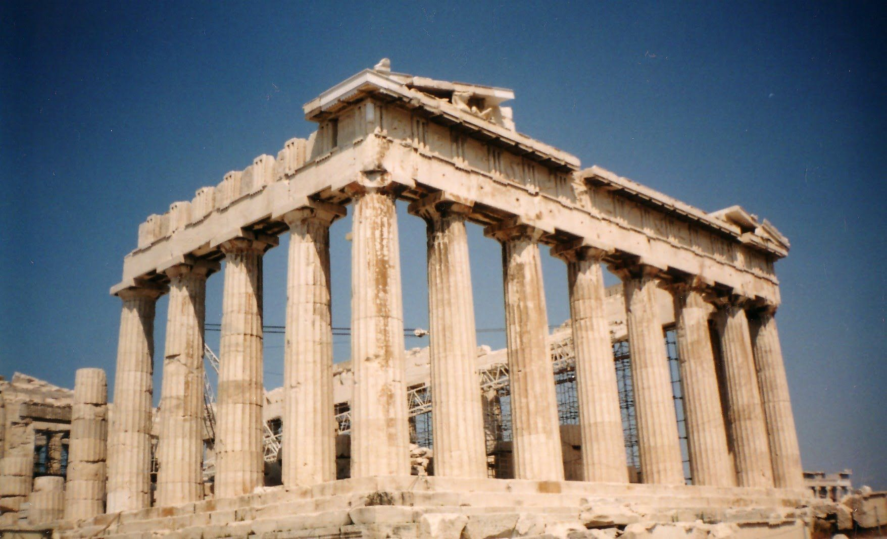 La construcci n de un imperio grecia grecia cultura for Cultura de la antigua grecia