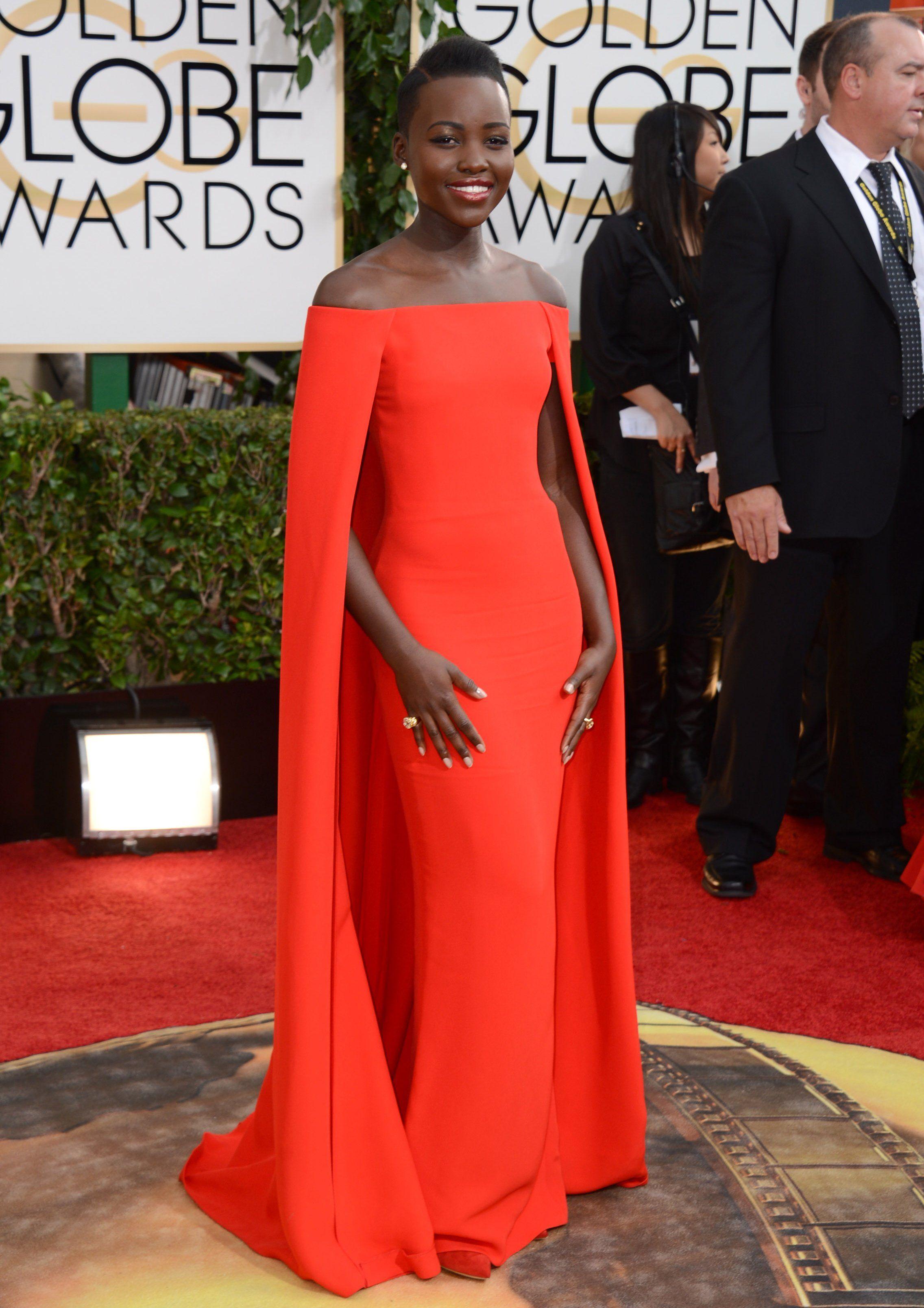 63c1284625ac Lupita Nyong'o: Style Profile | Fashion | Formal dresses, Red carpet ...