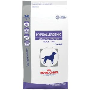 Royal Canin Veterinary Diet Hypoallergenic Selected Protein Pr