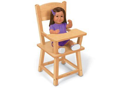 lakeshore hardwood doll highchair at lakeshore learning preschool rh pinterest com