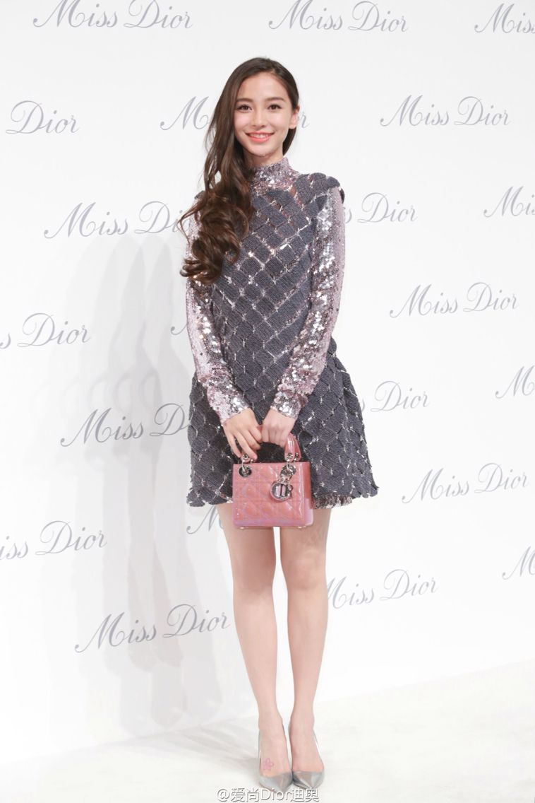 low cost c2bad 63ab4 Angelababy miss Dior | Angelababy | Miss dior, Angelababy, Dior