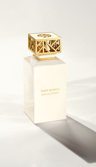 e72fb5563af Tory Burch Just Like Heaven — an ode to a dream and the infinite  possibilities. A floral-citrus mix