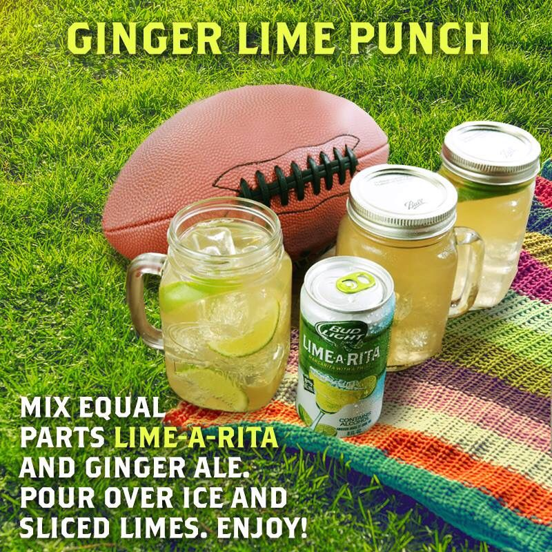 Ginger Lime Punch
