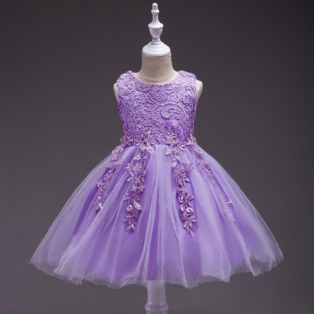Click to buy ucuc fashion brand new baby girls sweet lace mesh tutu