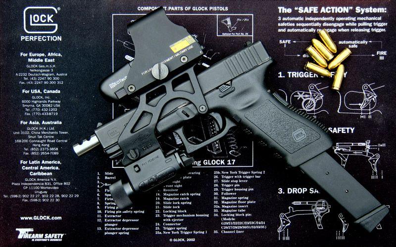 Full Of Weapons: Glock 17