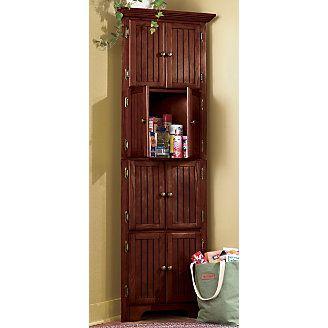 8-Door Corner Cabinet   For the Home 2012   Pinterest   Doors ...