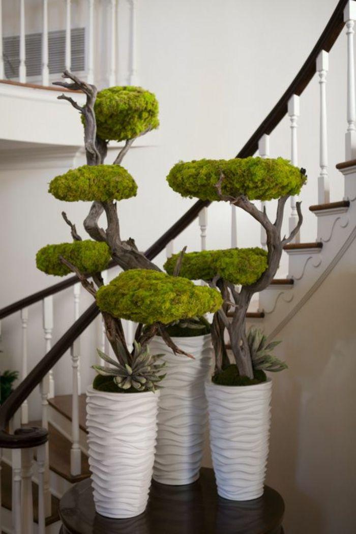 1001 ideen f r deko mit moos zum erstaunen und bewundern moosdeko pinterest dekoration. Black Bedroom Furniture Sets. Home Design Ideas