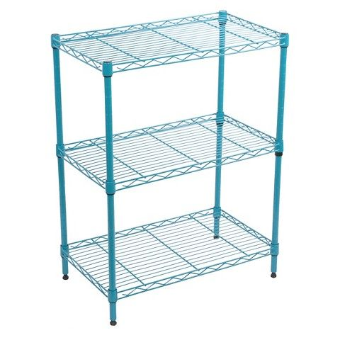 Need More Storage In Your Space Add A Wire Shelf To Hold Extra