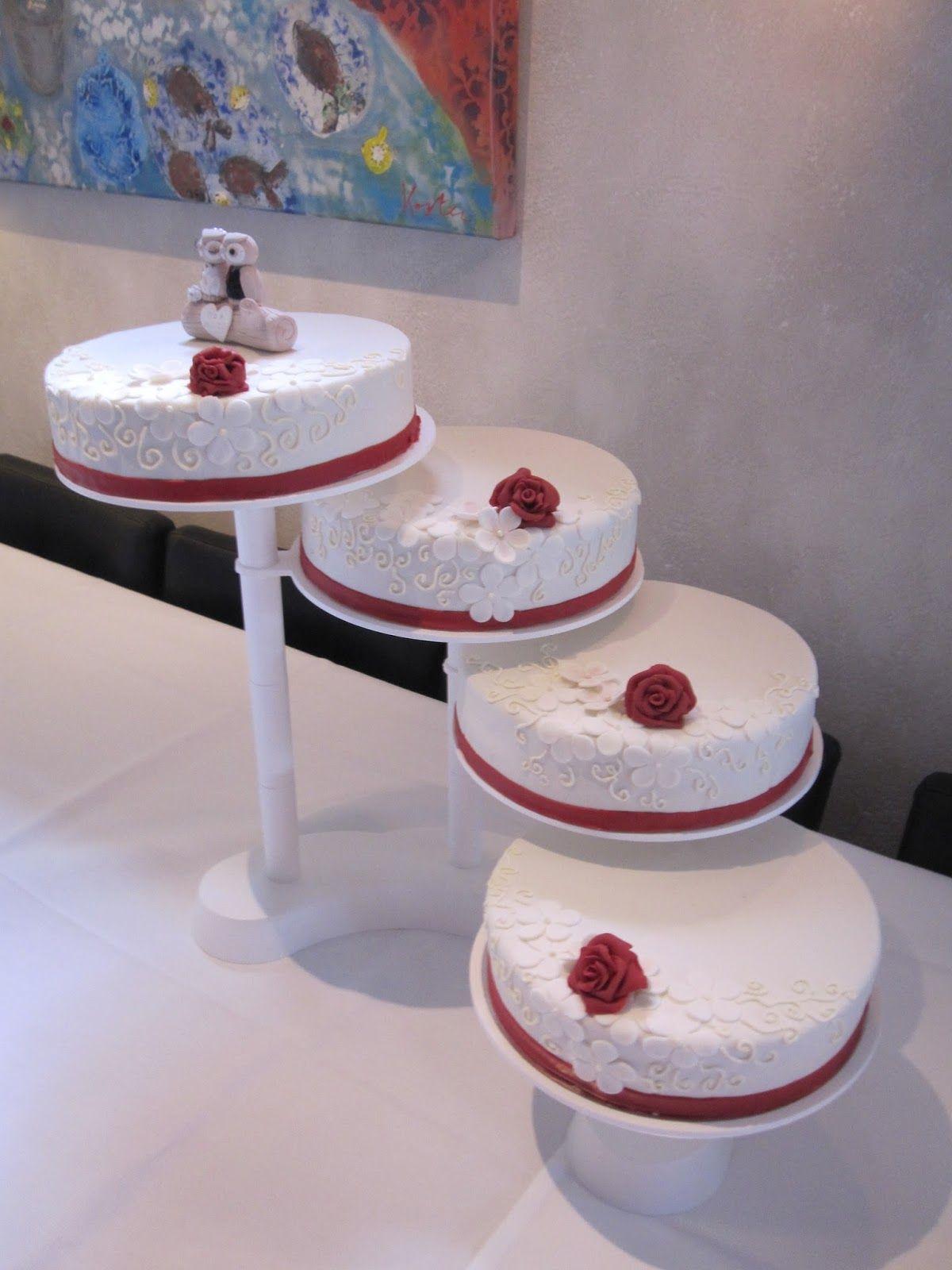 Bruidstaart Op Standaard Google Zoeken Cake Tier Table