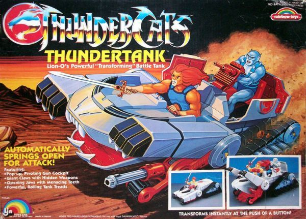 Cartoons And Toy Lines From The 1980s That Would Make Great Movies - Neatorama