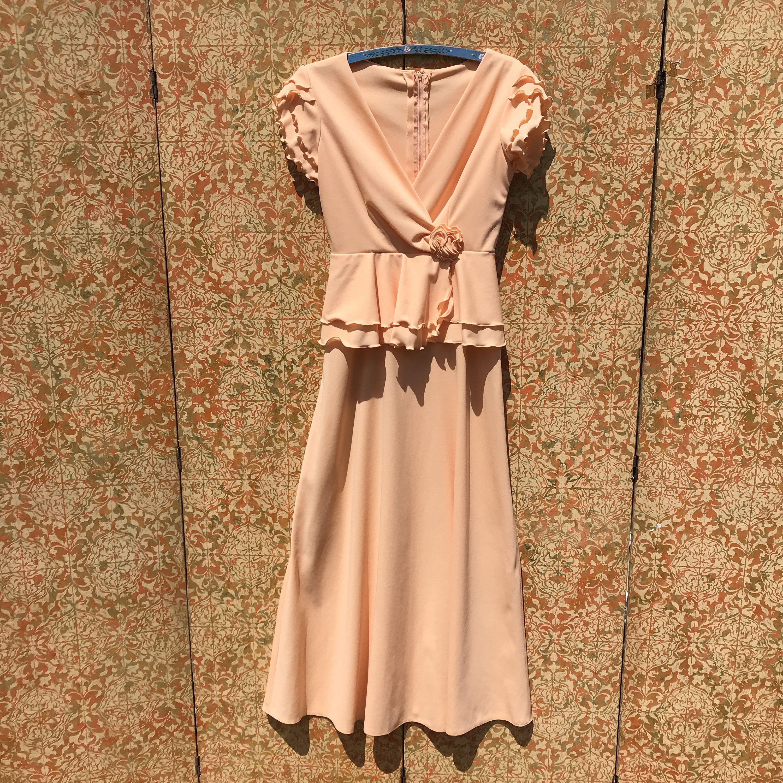 70s Vintage Dress Prairie Revival Maxi Dress 1970s Prom Dress Etsy In 2021 Prom Dresses Boho Romantic Dress 1970s Prom Dress [ 3000 x 3000 Pixel ]
