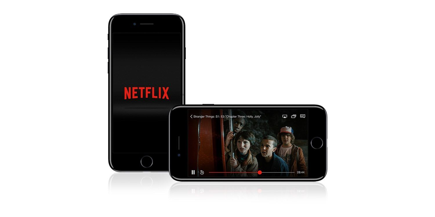 Netflix launches smart download for watching videos