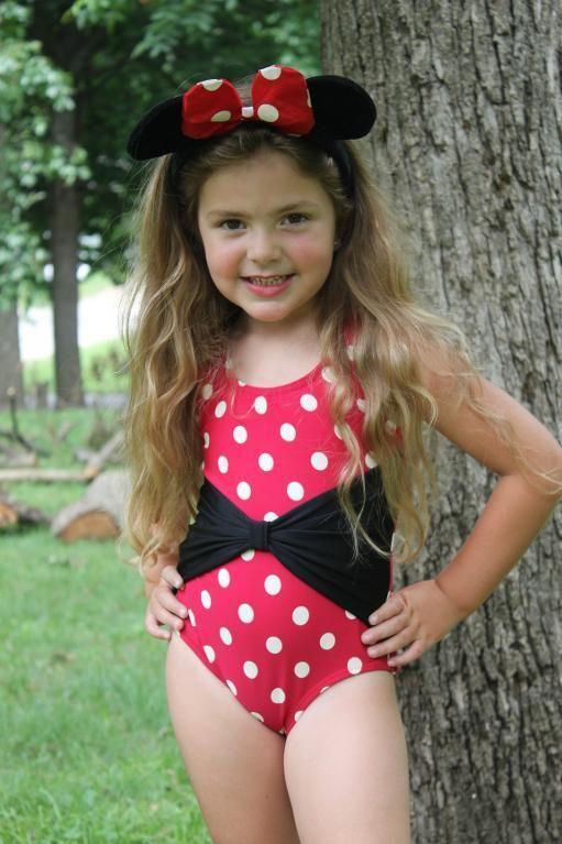 Bow-a-licious Swimsuit (1/2-16)   Kid\'s Swimwear   Pinterest