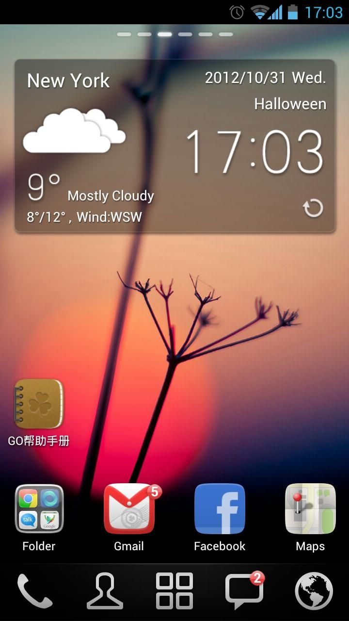 GO Launcher-Theme,Wallpaper - gudang game android apptoko