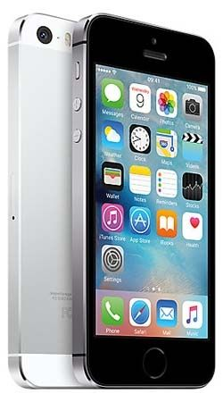 Apple iPhone 5s fingerprint sensor smartphone  Features 4G LTE, 4 0