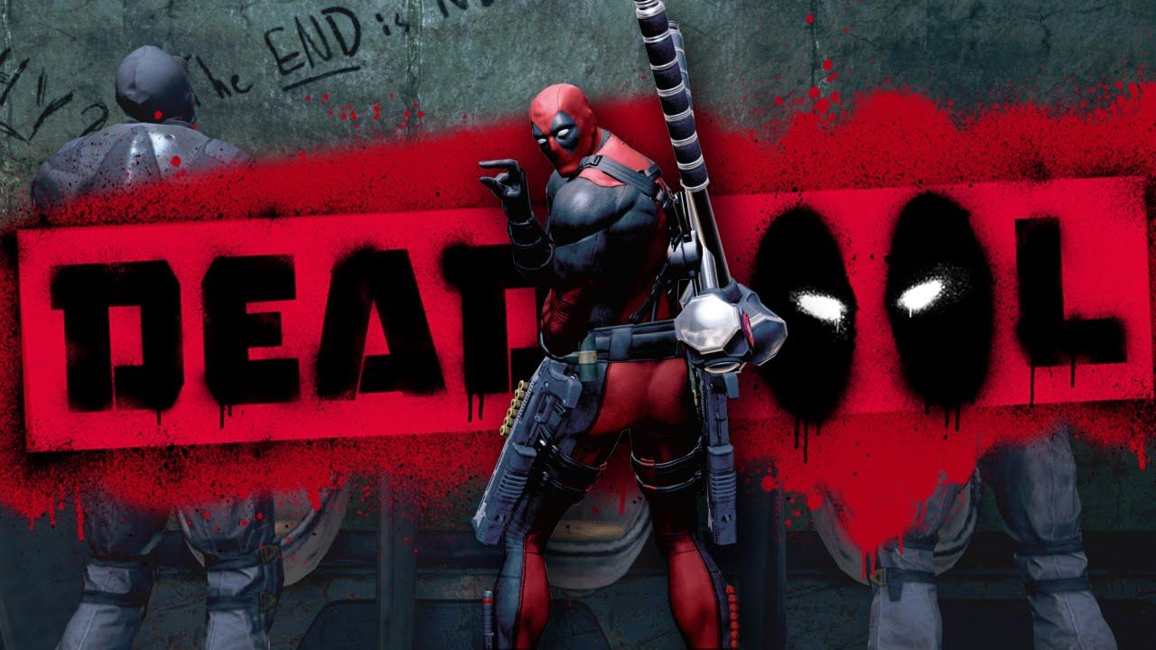 Deadpool 2 Wallpaper 3D